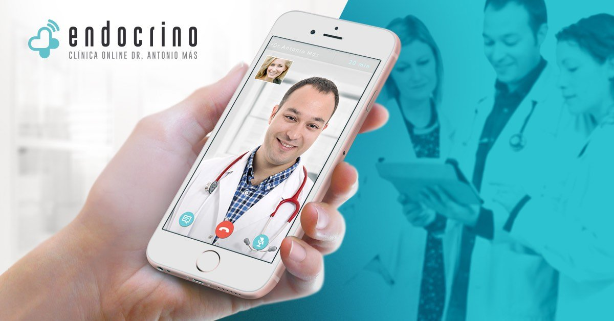 Consulta online de endocrinología y nutrición. Endocrino, nutricionista, coach y entrenador