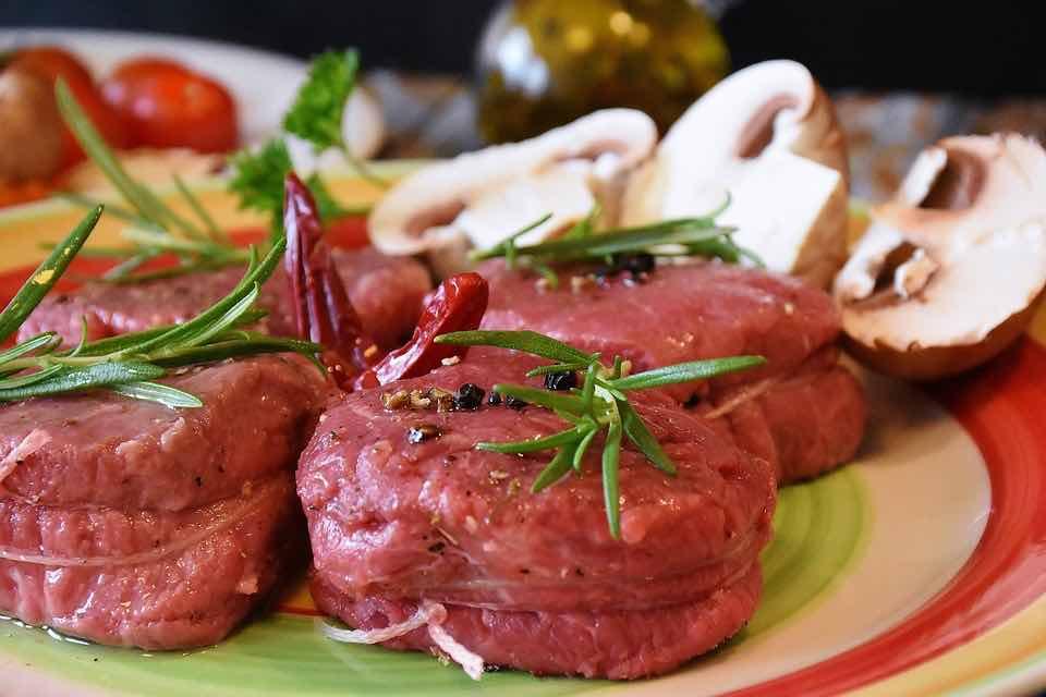 15 platos saludables con carne