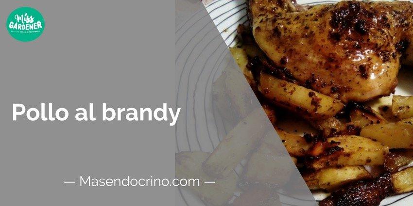Pollo Al Brandy