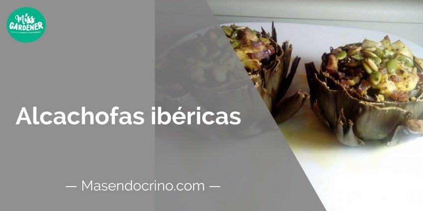 Alcachofas Ibéricas