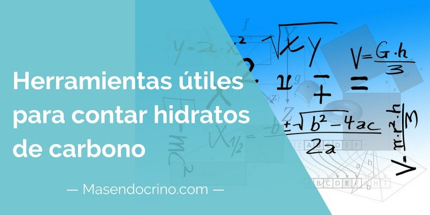 Contar Hidratos De Carbono En Diabetes