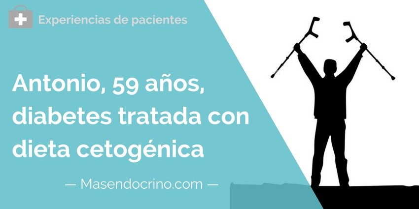 Diabetes Tratada Con Dieta Cetogenica