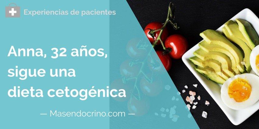 Paciente Dieta Cetogénica