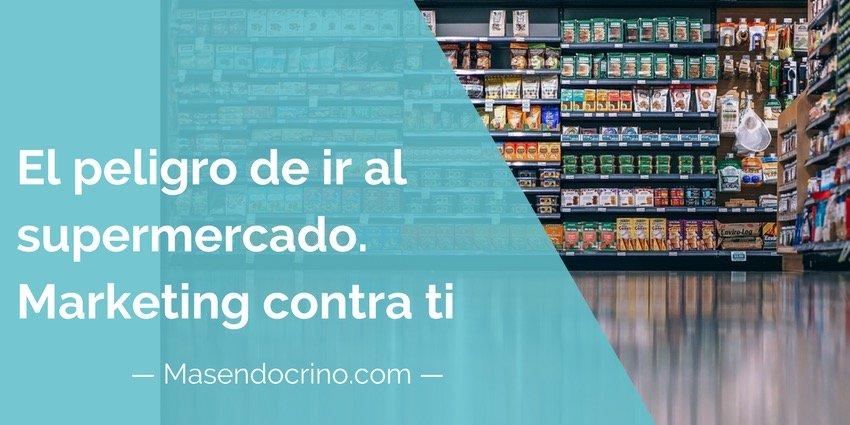 Peligro Supermercado