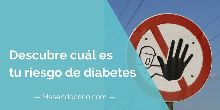 Riesgo De Diabetes