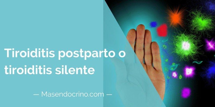 Tiroiditis Postparto