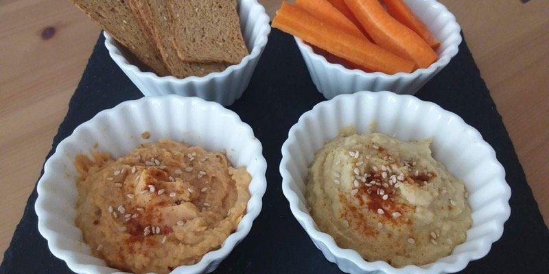 Hummus Sabores